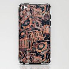 Forgotten Machines iPhone & iPod Skin