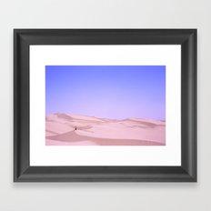 Lay Into Me Framed Art Print