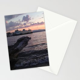 Ferry Time Stationery Cards