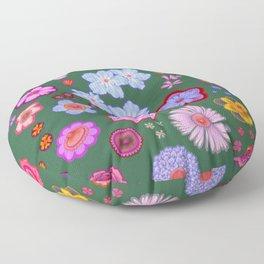 nips of nectar Floor Pillow