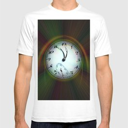 Magic of colors - Time is running out T-shirt