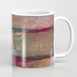 Warming Up Coffee Mug