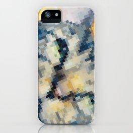 Cat.jpeg Pixel Cat iPhone Case