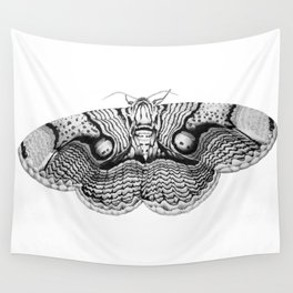 Brahmin Moth Wall Tapestry