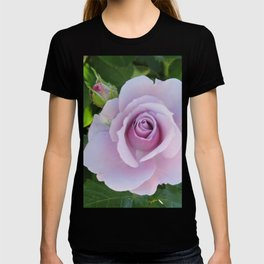 Bloom and Buds Paling to Purple T-shirt