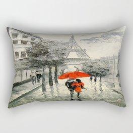 Paris Paris Rectangular Pillow