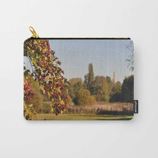 The distant Mill Carry-All Pouch