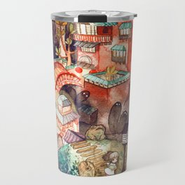 Spirited Away Travel Mug