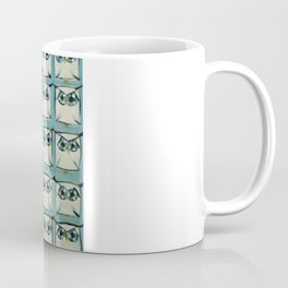 Sea of owls Coffee Mug