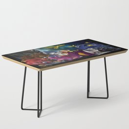 Dragonlings Space Party Coffee Table