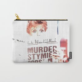 Murder Stymies Cops Carry-All Pouch
