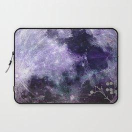 MOON under MAGIC SKY VII-1 Laptop Sleeve