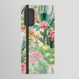 Palm Springs Android Wallet Case