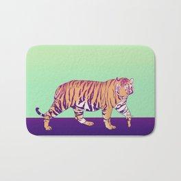 Tiger Under the Sun Bath Mat