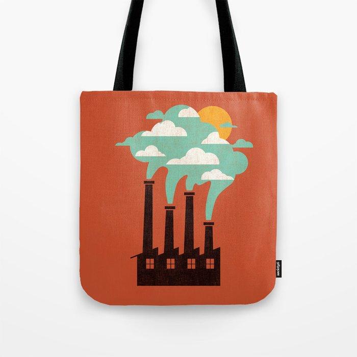 The Cloud Factory Tote Bag