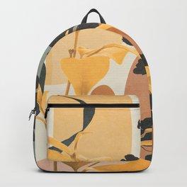 Gold Leaf 02 Backpack
