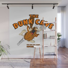 The Dunk Cave Wall Mural
