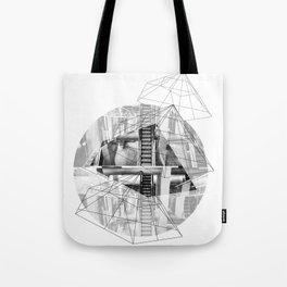 Pyramid_1 Tote Bag