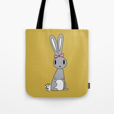 Jelly the Bunny Tote Bag