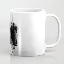 Fjord ship Coffee Mug