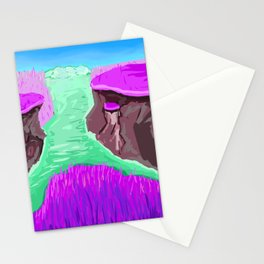Magical land Stationery Cards