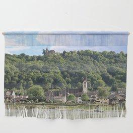 Burg Osterspai am Rhein Wall Hanging
