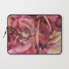 Pink petals Laptop Sleeve