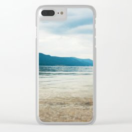 the cove 02 Clear iPhone Case