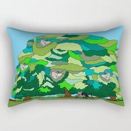 """""""Fade"""" by Steven Fiche Rectangular Pillow"""