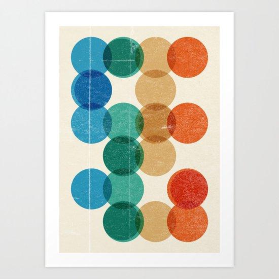 Cells I Art Print