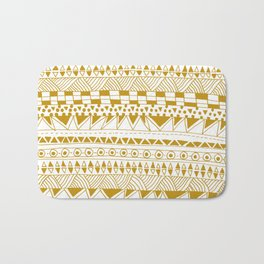 Fun (gold version) Bath Mat