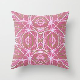 Sensiblility Superpower Throw Pillow