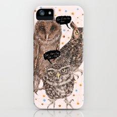 h'Hoo-hoo Slim Case iPhone (5, 5s)