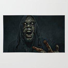 Boogie Horror: Mirror Mask - Bloody Hand Rug