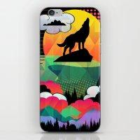 dog iPhone & iPod Skins featuring dog by mark ashkenazi