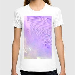 The fragrance separate to the flower T-shirt