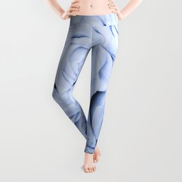 Some people grumble - Blue Rose, Floral Roses Flower Flowers on  #Society6 Leggings