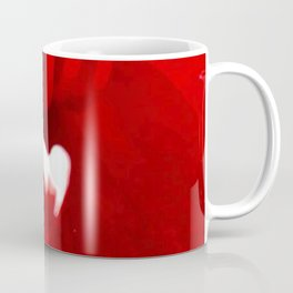 A look into the Real Heart of the Rose Coffee Mug