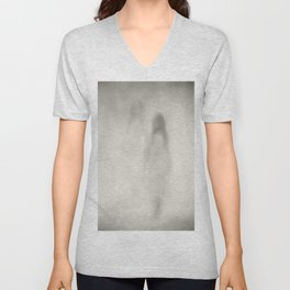 Ghostly Unisex V-Neck