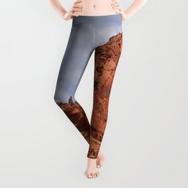 Kolob Canyons Zion Leggings