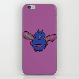 Cute Monster iPhone Skin