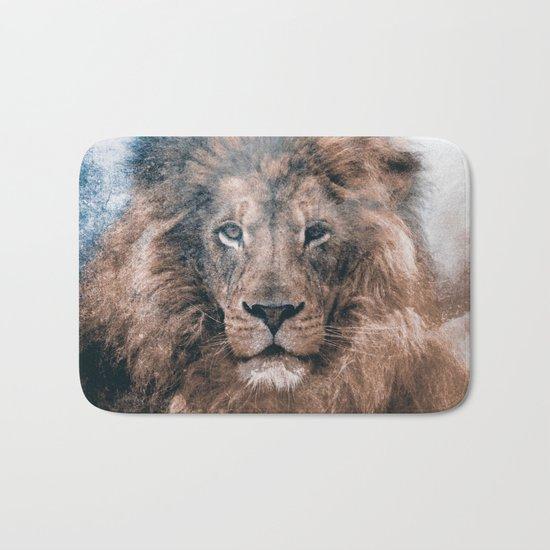 LION 2 Bath Mat