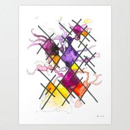 No. 13: Erin Art Print