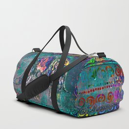 Fantastic elephant Duffle Bag