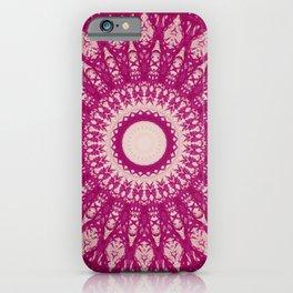 MANDALA NO. 29 #society6 iPhone Case