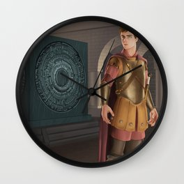 Doctor Who - The Lone Centurion Wall Clock