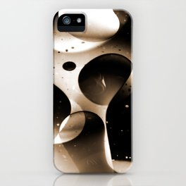 Spacey iPhone Case