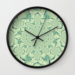 Crashing Wave Kaleidoscope Wall Clock