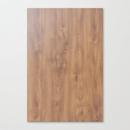 Dark timber pattern Canvas Print