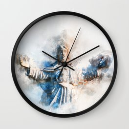 Religion Wall Clock